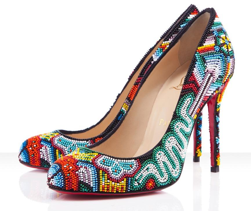 zapatos christian louboutin precio en mexico