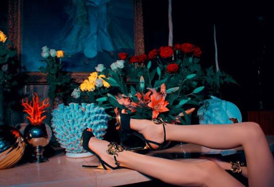 Roberto Cavalli's -Psychotic Love- 6