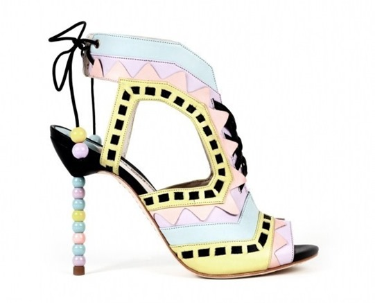 sandali-sophia-webster-in-pelle-colorata-peep-toe