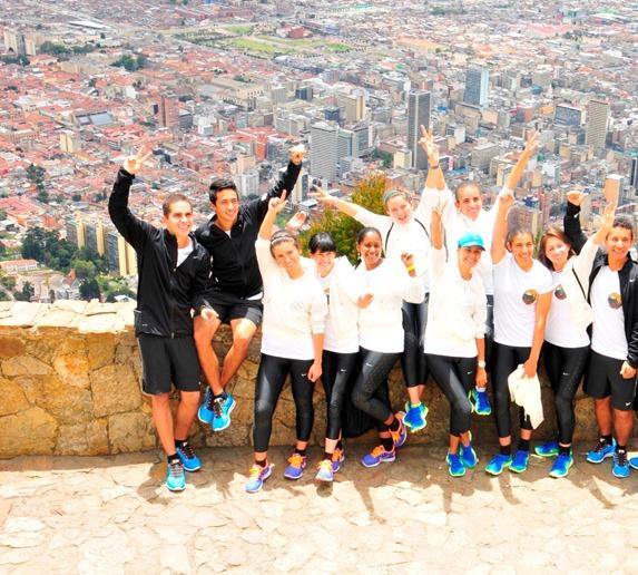 Nike Reconquista Bogota 2013  26 Septiembre 2013 Foto: Lucas Cano
