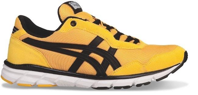 asics tiger amarillas