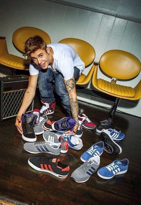 Una Sorpresa Adidas Neo Justin Bieber Esta Tienen Ti Para Y News aYT0xwx