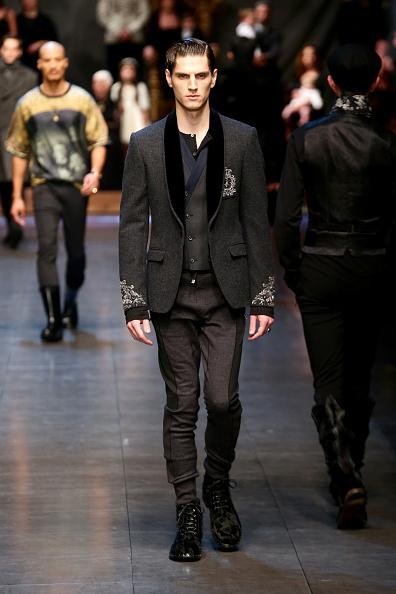 Dolce & Gabbana. La firma de Domenico y Stafano sigue marcando tendencia.