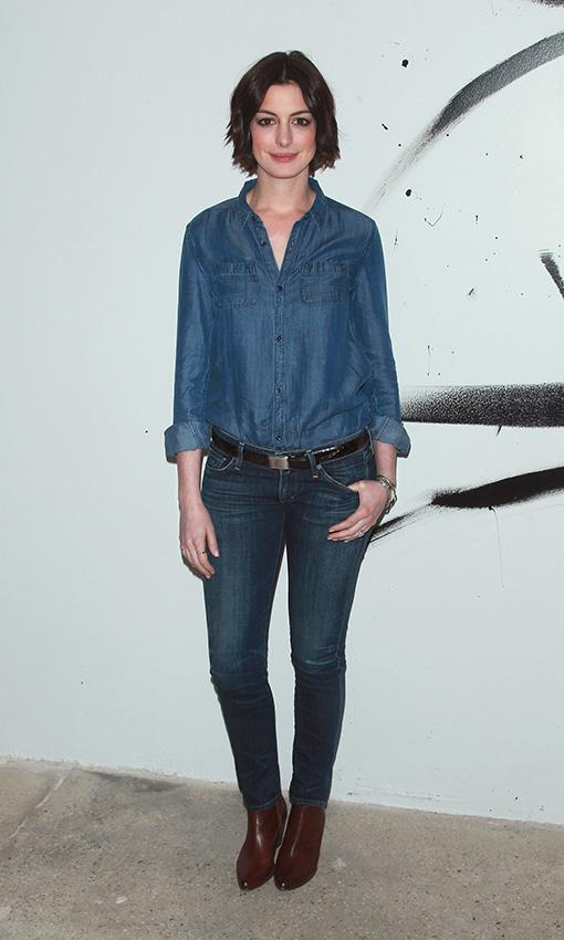 AOL Build Speaker Series: Anne Hathaway