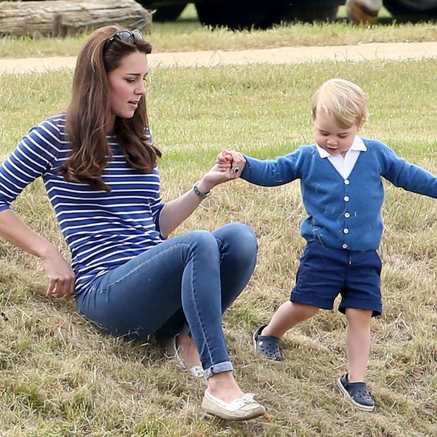 Kate-Middleton-e-George