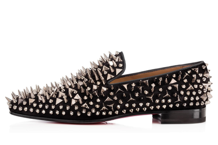 christian-louboutin-spiked-loafers